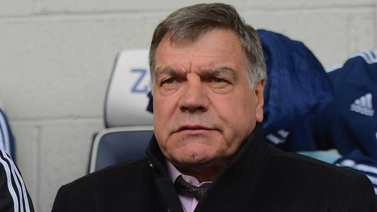 Sam Allardyce: Impressed by Tim Sherwood's capability