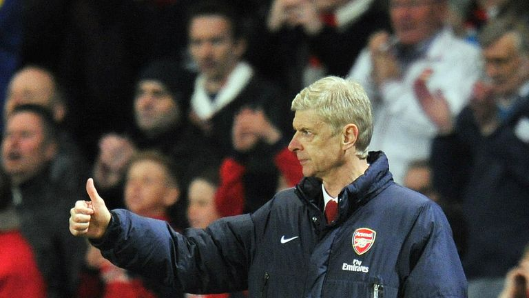 Arsene Wenger: Keen to extend Arsenal stay beyond end of current season