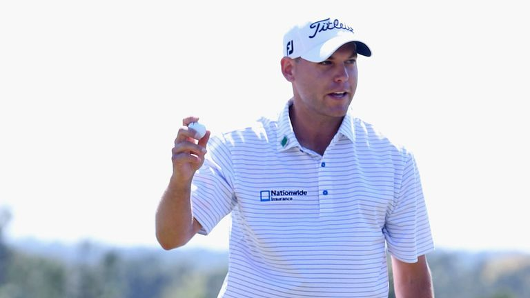 Bill Haas: Birdie at the final hole clinched outright lead