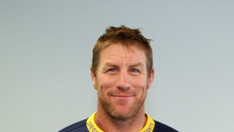 Brad Thorn: Will play for Leicester in the 2014