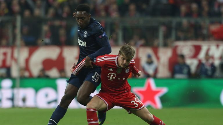 Toni Kroos: Expects to stay at Bayern Munich after Manchester United link