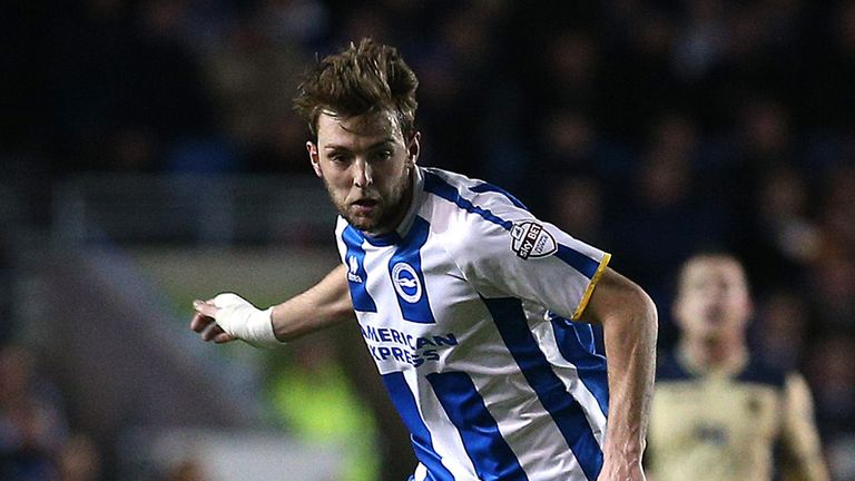 Dale Stephens: Hit the equaliser for Brighton