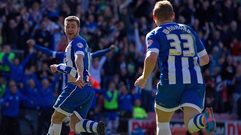 Callum McManaman: Set Wigan on their way to victory