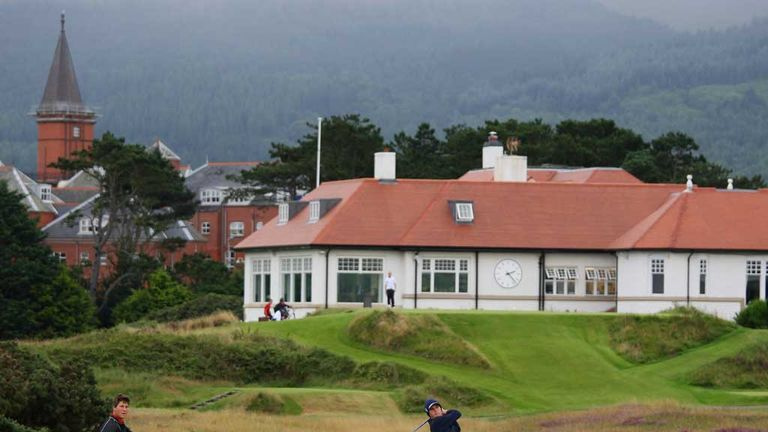 Royal County Down: Venue for 2015 Irish Open