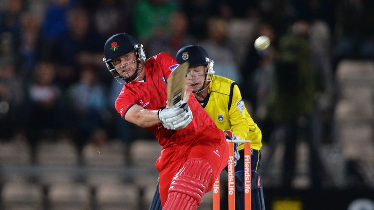 Lancashire are keen to mount an assault on the one-day tournaments in 2014