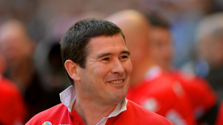 Nigel Clough: Proud of his side