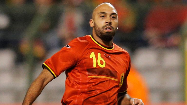 Anthony Vanden Borre: Belgium defender out of World Cup