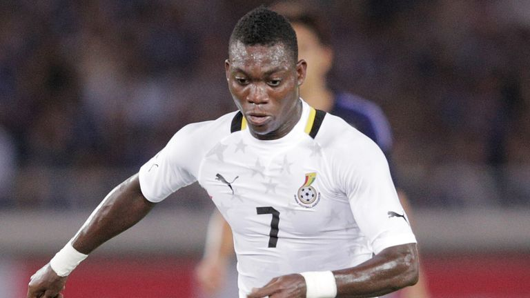 Christian Atsu: Has enjoyed his time in the Eredivisie