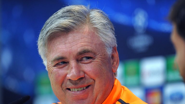 Carlo Ancelotti: Will decide whether Ronaldo plays on Wednesday