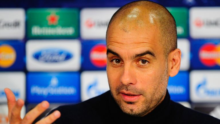Pep Guardiola: Bayern Munich coach doesn't want any mistakes