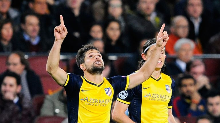 Diego: Atletico Madrid midfielder is wanted by Fenerbahce