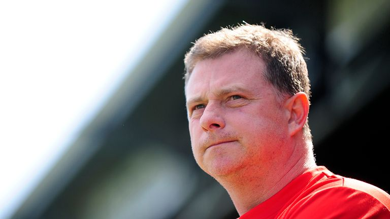 Mark Robins: Started Huddersfield overhaul