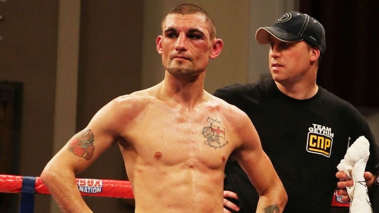 Martin Gethin: Cannot afford another setback against Derry Mathews