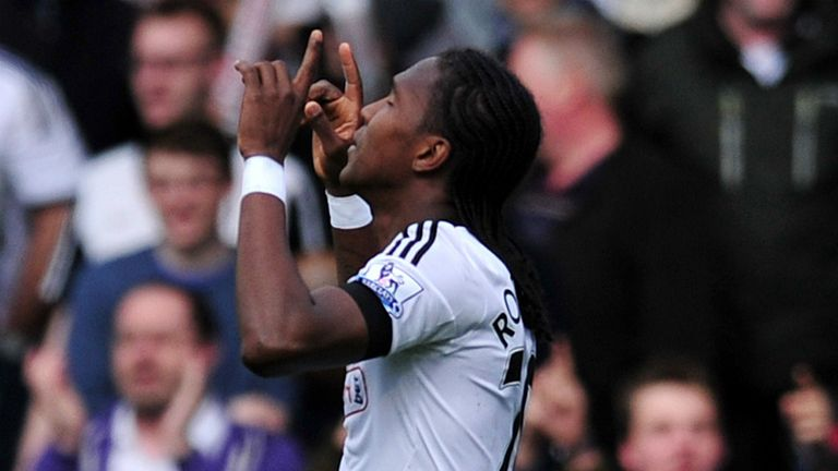 Hugo Rodallega: Earned a crucial three points for Fulham against Norwich