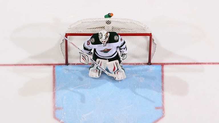 Ilya Bryzgalov: Minnesota Wild goaltender and his team are heading to the post-season