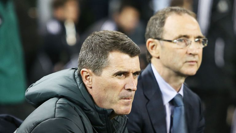 Will Martin O'Neill and Roy Keane continue to work together?