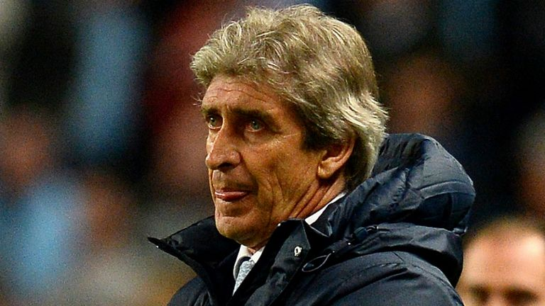 Manuel Pellegrini: Vowed to stick to his principles