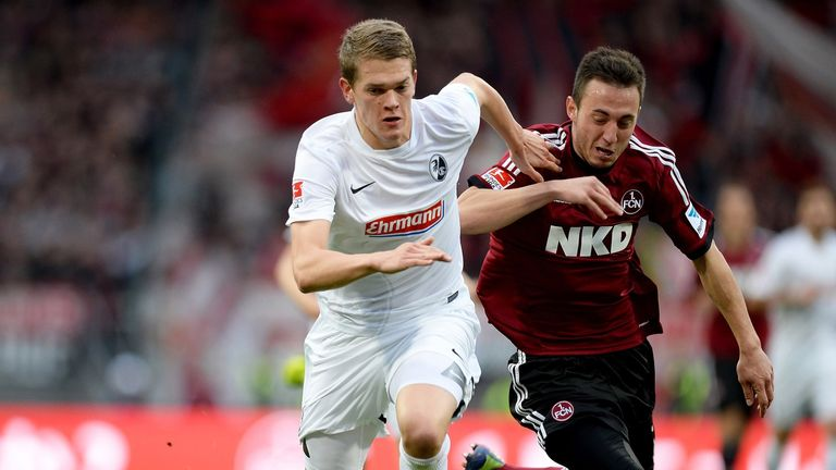 Matthias Ginter and Josip Drmic: Transfer targets