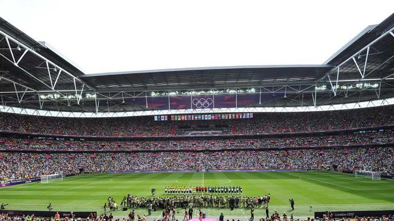 Millennium Stadium: Cardiff venue during the 2012 Olympics