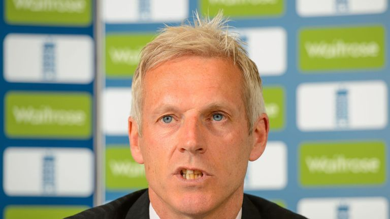 Moores: Has decisions to make ahead of Scotland ODI