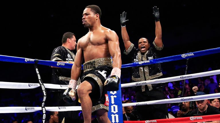 Shawn Porter is not as good as people think, says Johnny