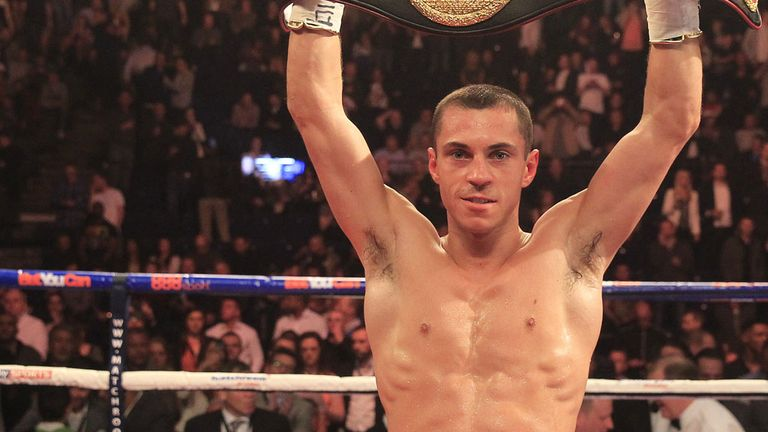 Scott Quigg: world title defence