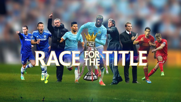 Race For The Title on Sky Sports
