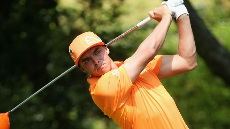 Rickie Fowler has impressed in both Majors so far this year