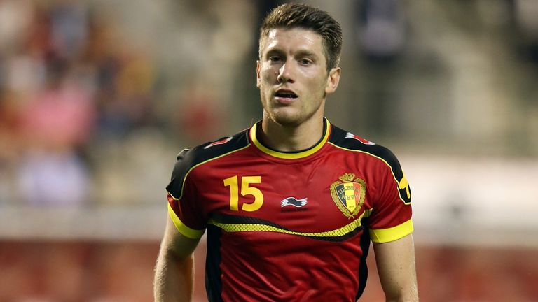 Sebastien Pocognoli: Joins West Brom on three-year deal