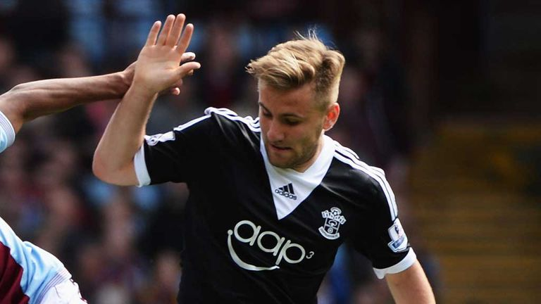 Luke Shaw: Southampton determined to keep full-back