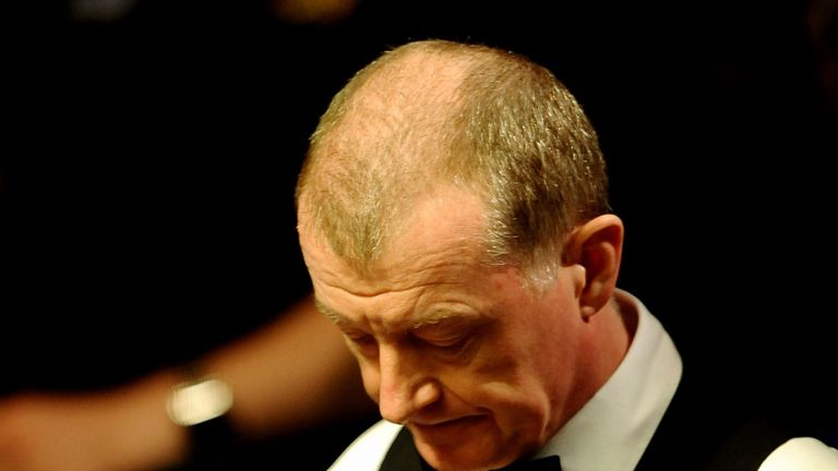 Steve Davis: Will 'the Nugget' grace the Crucible baize again?