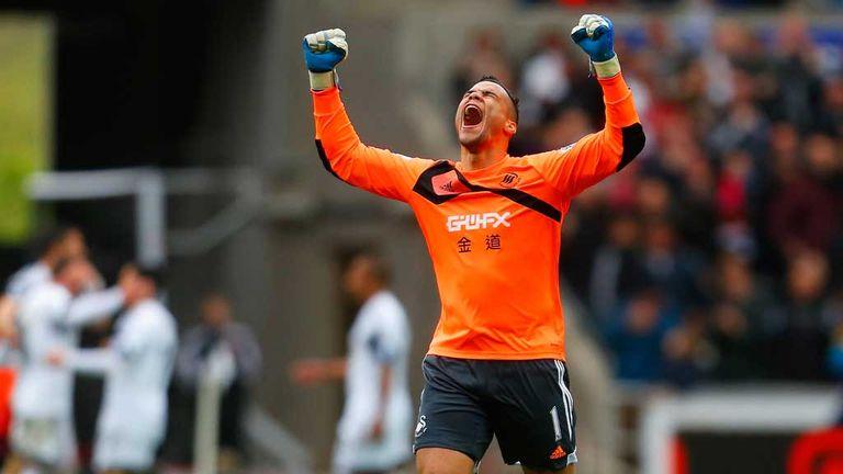 Swansea: No wrongdoing over Michel Vorm's move to Tottenham