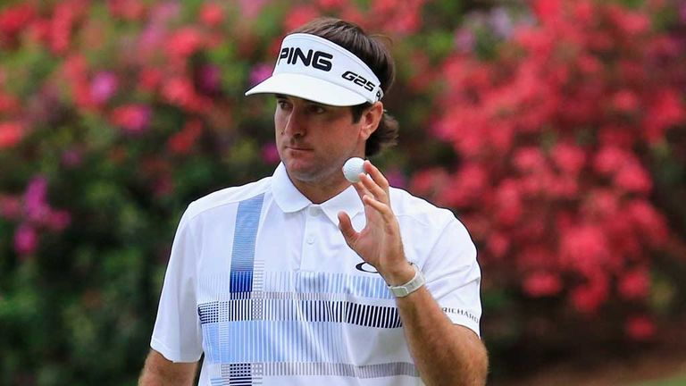 Bubb Watson: Never had a top 20 at Muirfield Village