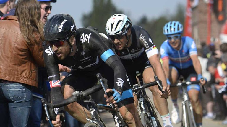 Wiggins honoured to finish in top 10