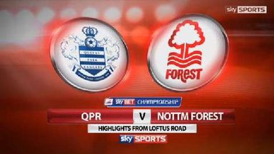QPR 5-2 Nottingham Forest