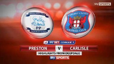 Preston 6-1 Carlisle