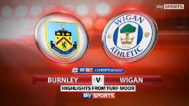 Burnley 2-0 Wigan