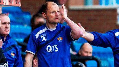 Allan Johnston: Kilmarnock manager