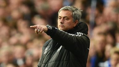 Jose Mourinho: Planning to be title challengers next season