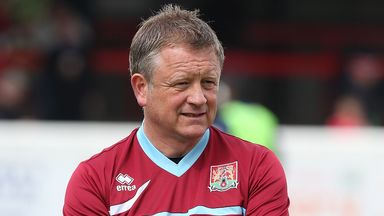 Chris Wilder: Wants more of the same