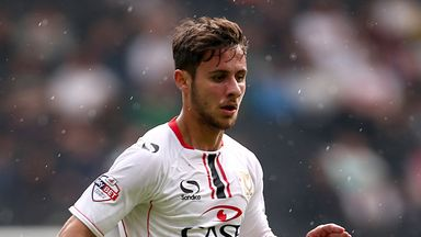 George Baldock: Espcaped serious injury