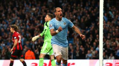 Pablo Zabaleta: Believes Manchester City can still win the Premier League