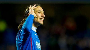 Bilel Mohsni: Has impressed at Rangers