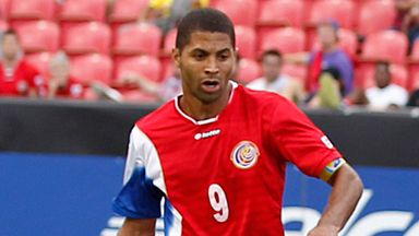 Alvaro Saborio: Costa Rica striker to miss World Cup
