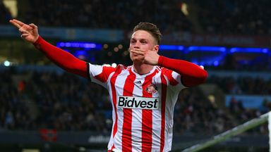 Connor Wickham: Sunderland striker praised by Wes Brown