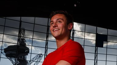Tom Daley: Will go for gold in the synchronised 10m platform