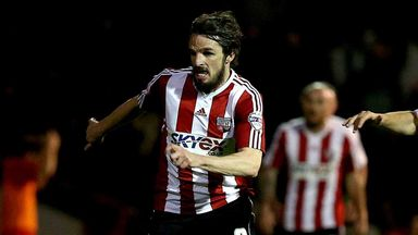 Jonathan Douglas: Faces fitness test for Brentford
