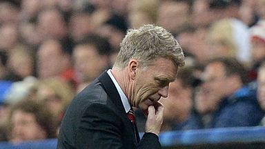 David Moyes: Poor record against Premier League's top six