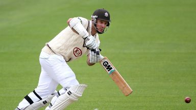 Graeme Smith: Hit 65 as Surrey closed in on Essex