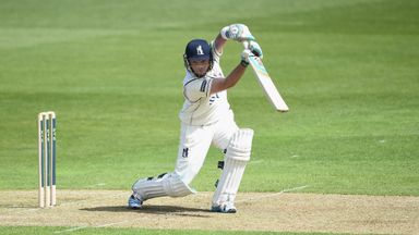 Ian Bell: Warwickshire batsman hit his second hundred of the season